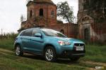 Тест-драйв Mitsubishi ASX: Догнатий и Перегнатий