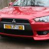 Тест-драйв Mitsubishi Lancer: X-фактор