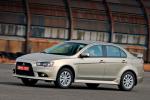 Cлушаем отчёт об обновлении седана Mitsubishi Lancer
