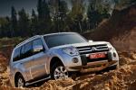 Оцениваем силу внедорожника Mitsubishi Pajero 3.0