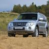 Тест-драйв Mitsubishi Pajero 2012: небольшая перемена