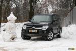 Тест-драйв Mitsubishi Pajero: продолжая традиции
