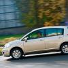 Nissan Tiida. Новый вид