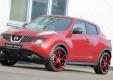 Немецкие тюнеры прибавили бодрости Nissan Juke