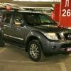 Тест-драйв Nissan Pathfinder: Грациозный «Годзилла»