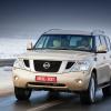 Измеряем силу притяжения внедорожником Nissan Patrol