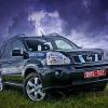 Первая встреча с новым Nissan X-Trail
