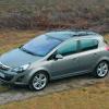 Opel Corsa. На уровне