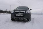 Тест-драйв Opel Antara: напористый бычок
