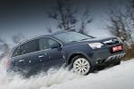 Чем порадует кроссовер Opel Antara 3.2