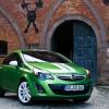 Всплеск эмоций с обновленной Opel Corsa в Варшаве