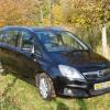 Тест-драйв Opel Zafira: непривычная практичность