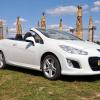 Тест-драйв Peugeot 308CC: белый лебедь