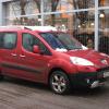 Тест-драйв Peugeot Partner Tepee: смазанное впечатление