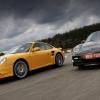 Пробуем натурпродукт Porsche 911 Turbo и Turbo S вместо ГМО