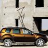 Renault Duster. Буря в пустыне