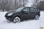 Тест-драйв Renault Koleos: японское начало