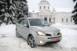 Тест-драйв Renault Koleos: Доказывая право на существование