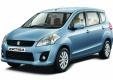Suzuki начинает выпуск нового минивэна Ertiga в Индонезии