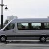 Mercedes-Benz Sprinter 515 CDI. Mercedes выходит на маршрут