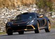 Фото Lotus Exige R-GT Black & Gold 2012