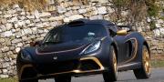 Фото Lotus Exige R-GT Black & Gold 2012