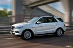 Тест-драйв Mercedes-Benz M-Klasse — Помощник президента