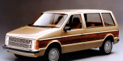 Фото Plymouth Voyager 1984-1987
