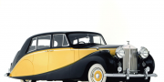 Фото Rolls-Royce Silver Wraith Hooper Limousine 1956