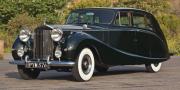 Фото Rolls-Royce Silver Wraith Hooper Limousine 1958