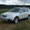 Тест-драйв Subaru Forester 2009: уже внедорожник, а не универсал