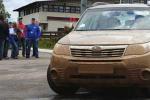 Тест-драйв Subaru Forester: третья версия