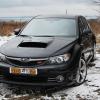 Тест-драйв Subaru Impreza WRX STI: из параллельных миров