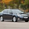 Subaru Legacy GT: бег по острию ножа