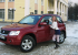 Тест-драйв Suzuki Grand Vitara 3d: городской бизончик