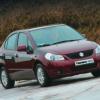 Suzuki SX4. Кройка и шитье