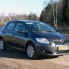 Тест-драйв Toyota Auris: противоречивая гармония
