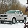 Toyota Hilux. Послужной список