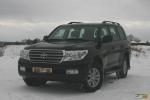 Тест-драйв Toyota Land Cruiser 200: пример эволюции
