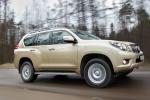 Toyota Land Cruiser Prado 150: городское ориентирование