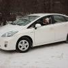Тест-драйв Toyota Prius – новый шаг в будущее