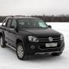 Тест-драйв Volkswagen Amarok: пикап больших надежд