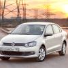 Volkswagen Polo Sedan: полный контакт