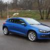 Тест-драйв VW Scirocco: буйный Das Auto