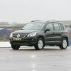 Тест-драйв Volkswagen Tiguan: экономия и удовольствие