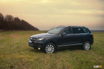 Тест-драйв Volkswagen Touareg V8: спусковая тяга
