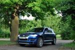 Тест-драйв VW Touareg V8 2008: мужская работа