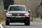 Volkswagen Touareg. Обман зрения
