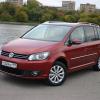 Тест-драйв Volkswagen Touran: Аппетитная «база»