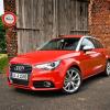 Ай-Штучка. Тест-драйв стильной малолитражки Audi A1